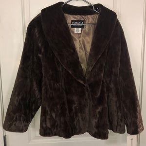 NWT Vintage Faux Fur